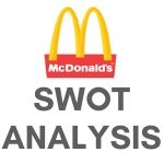 SWOT Analysis of McDonald's